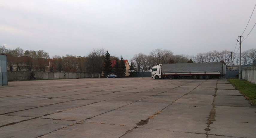 СТО для грузовых авто в Киеве